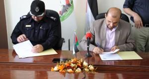 وزارة الصحة توقع مذكرة تفاهم مع وزارة الداخلية للحد من الحوادث المرورية