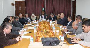 ملف إدارة الأزمات يتصدر اجتماع مجلس وزارة الصحة