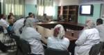 مستشفى الهلال الاماراتي يعقد دورات طبية توعوية ودينية