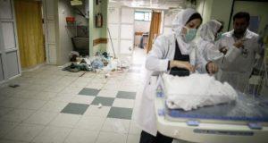 مخاوف من انتشار بكتيريا مقاومة للمضادات الحيوية جراء أزمة النظافة بمشافي غزة