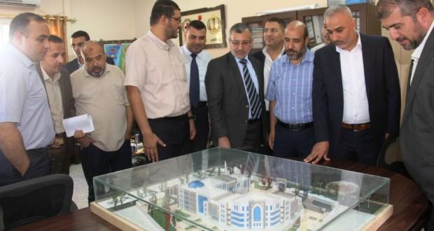 وكيل وزارة الصحة يبحث مع نظيره من العدل تطوير تجربة مركز الأمل لعلاج المدمنين بغزة