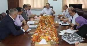 الصحة والمجلس الطبي يتفقان على تشكيل لجنة مشتركة لتطوير برامج البورد الفلسطيني
