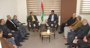 د. أبو الريش: نسعى لإيجاد تصور لإنشاء مركز قومي لعلاج الأورام بالشراكة مع المجتمع المدني