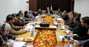 د. أبو زاهر: خدمة الاتصال المجاني 103 نافذة مهمة في تلمس حاجات المواطنين والموظفين على حد سواء