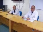 مدير التمريض بمستشفى غزة الأوروبي يجتمع مع رؤساء الأقسام ومشرفي التمريض