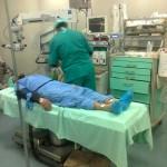 قسم جراحة القلب المفتوح يجري عملية نوعية