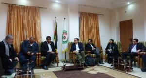 بمنحة تبلغ 8,5 مليون دولار .. ممثل البنك الدولي يصل قطاع غزة ويعلن عن مجموعة من المشاريع التطويرية