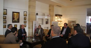 في إطار وضع اللمسات الأخيرة  .. رئاسة مؤتمر الجراحة الفلسطيني التركي الأول تجتمع بأعضاء اللجان والمشاركين