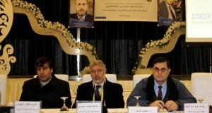 بحضور نخبة من الخبراء والمختصين … وزارة الصحة تناقش تقرير السرطان في قطاع غزة 2009- 2014