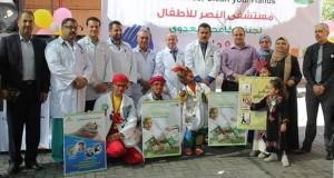 الصحة تنظم سلسلة من الفعاليات التوعوية بمناسبة اليوم العالمي لغسيل الأيدي