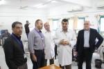 إدارة مجمع الشفاء الطبي تستقبل وفد من جمعية دعم مجمع الشفاء الطبي