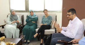 تم تطبيقه في 17 عيادة رعاية أولية ..د. أبو الريش يشيد بالنظام المحوسب الموحد للصحة الإنجابية