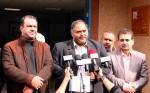 بيان صحفي صادر عن وزارة الصحة حول إخلاء مبنى الولادة وتوزيع خدمات الولادة بمجمع الشفاء الطبي