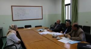 الإدارة العامة لتنمية القوى البشرية تعقد مقابلات دورة متخصصة في زراعة الكلى للتمريض