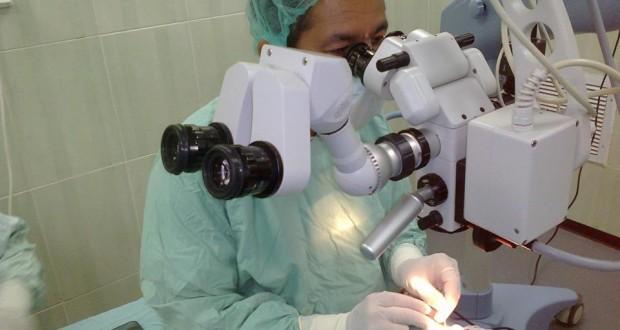 العيادات التخصصية بمستشفى العيون تباشر عملها في مطلع العام المقبل