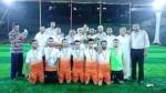 """""""الأندونيسي"""" يفوز بكأس البطولة الكروية الخماسية لفرع الشمال"""