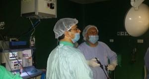 وداعا لجراحة فتح البطن للسيدات .. جراحة المناظير علاج وشفاء خلال ساعات