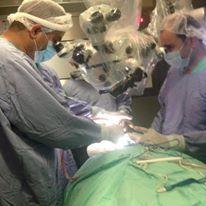 مجمع الشفاء الطبي قسم جراحة المخ والأعصاب ينجح بإنهاء معاناة مريضة