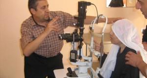 العيادة الخارجية بمستشفى العيون تعمل بنظام الوحدات التخصصية و تستقبل نحو 22 ألف متردد