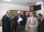 المستشفى الأندونيسي يستقبل منسق الأمم المتحدة في غزة