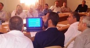 مستشفى بيت حانوت يعقد محاضرة علمية عن التهاب الجيوب الأنفية