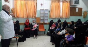 م.الدرة للأطفال تنظم محاضرة حول مرض النزلة المعوية