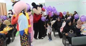 الدرة للأطفال تستقبل وفداً من فريق حكاية لتنفيذ فعالية ترفيهية للأطفال