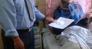 م.أبو يوسف النجار يخصص لجنتين صحيتين للطلبة المنومين من الثانوية العامة