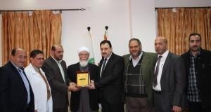 وزارة الصحة تكرم رئيس جمعية أصدقاء المستشفيات والمراكز الصحية