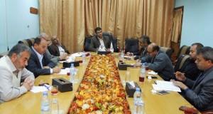 د. أبو الريش يلتقي نخبة من الشخصيات التمريضية في وزارة الصحة