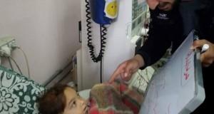 """في مستشفى الرنتيسي  أطفال يحققون أحلامهم خلف """"ماكينات الديلزة"""""""