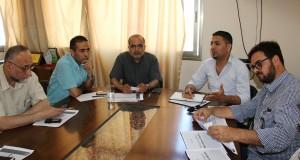 وزارة الصحة والصليب الأحمريبحثان تنفيذ برامج داعمة للمرضى مبتوري الأطراف