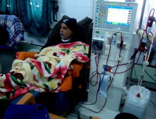 (410) مريض فشل كلوى فى الشفاء الطبي يبدؤون فى العد التنازلي لحياتهم جراء أزمة السولار