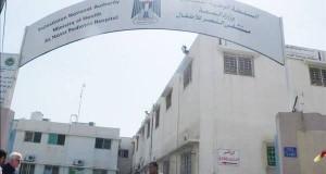 1000 لتر من السولار يؤجل توقف الخدمة الصحية بمستشفى النصر للأطفال