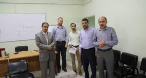 بالتنسيق مع جامعة القدس المفتوحة الإدارة العامة لتنمية القوى البشرية تفتتح الدورة الثانية بعنوان مناهج البحث الصحي والتحليل الاحصائي