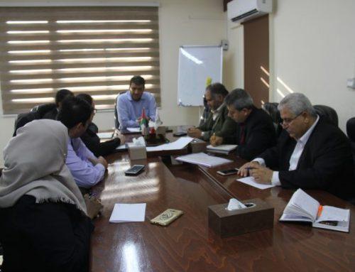 د. أبو الريش: تطوير خدمات الولادة اولوية كبرى في عمل وزارة الصحة