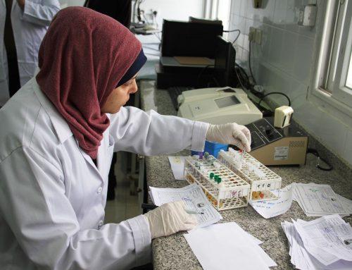 المختبرات وبنوك الدم: الأصناف الصفرية بلغت 69% ونسبة العجز في ازدياد