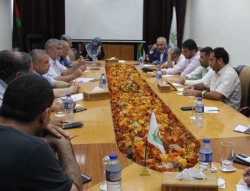 د. أبو الريش: وزارة الصحة تبذل جهوداً فوق طاقتها لخدمة الجرحى رغم الأزمات ومحاولات التشويه