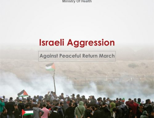 30-6 – Israeli Aggression Against Peaceful Return March –