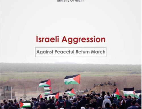 Israeli Aggression Against Peaceful Return March – 28/07/2018
