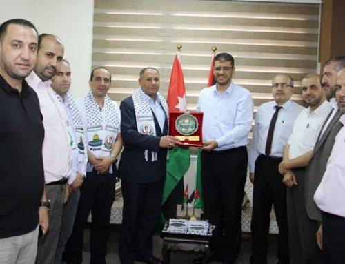 وكيل وزارة الصحة يكرم البعثة 54 من المستشفى الميداني الأردني