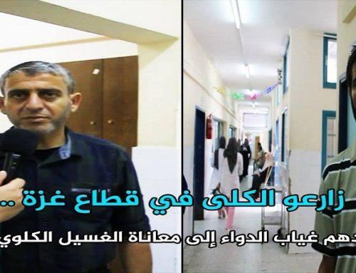 زارعو الكلى في قطاع غزة.. هل يعيدهم غياب الدواء إلى معاناة الغسيل الكلوي مجدداً؟
