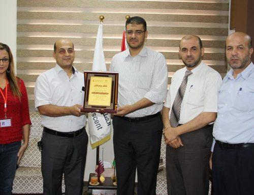د. أبو الريش : جهودنا مستمرة مع شركائنا لتعزيز الخدمة الصحية