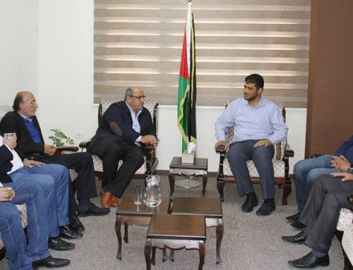 Mar Youssef Hospital's  delegation arrives in Gaza for a number of surgical operations