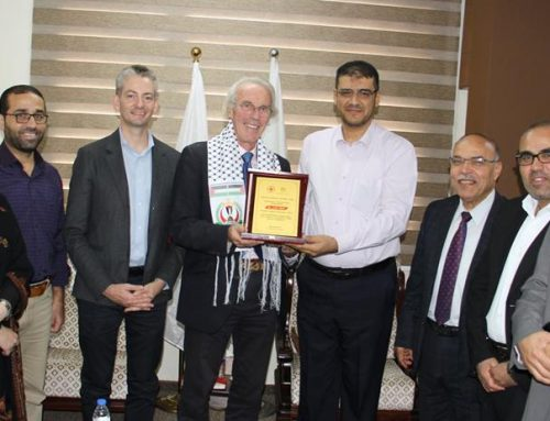 MOH-Gaza appreciates ICRC role in promoting various health services