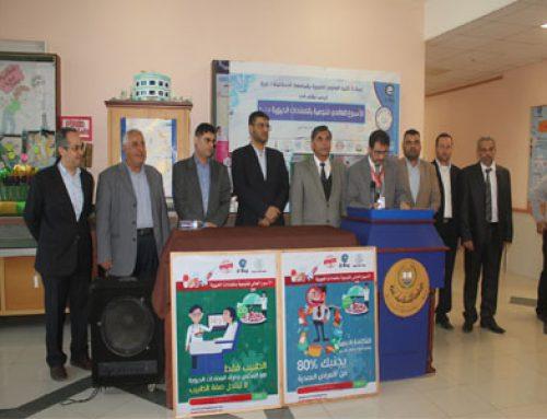 د. أبو الريش : نسعى لخطة وطنية شاملة لتوحيد جهود التوعية بمضار  استخدام المضادات الحيوية