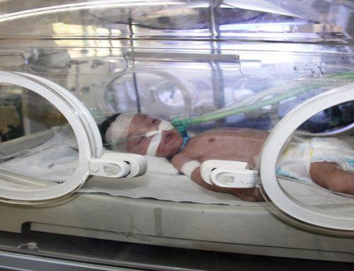 """د. بلبل: أربعون مولودا من المواليد """"الخدج"""" على حافة الموت بسبب نقص الوقود"""