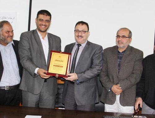 د. أبو الريش : نتطلع الى تجويد خدمات مستشفى الولادة بمجمع الشفاء الطبي