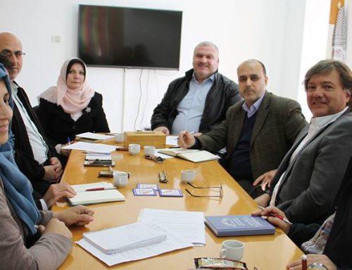 التعاون الدولي بالوزارة يبحث مدى جهوزية مستشفيات وزارة الصحة لحالات الطوارئ