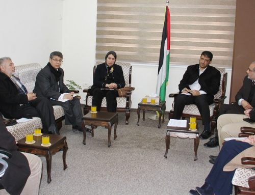 Ministry of Health – Gaza, UNRWA  confer to overcome operations waiting lists